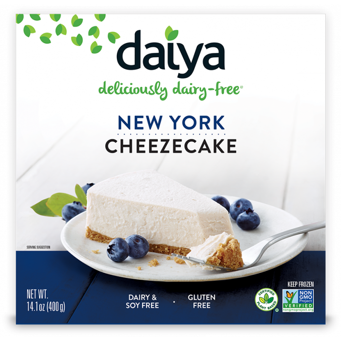 Daiya Dairy-Free New York Cheezecake