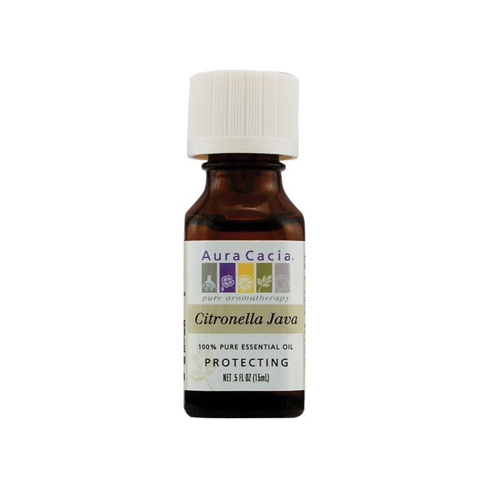 Aura Cacia Citronella Java Essential Oil, 0.5 fl. oz.
