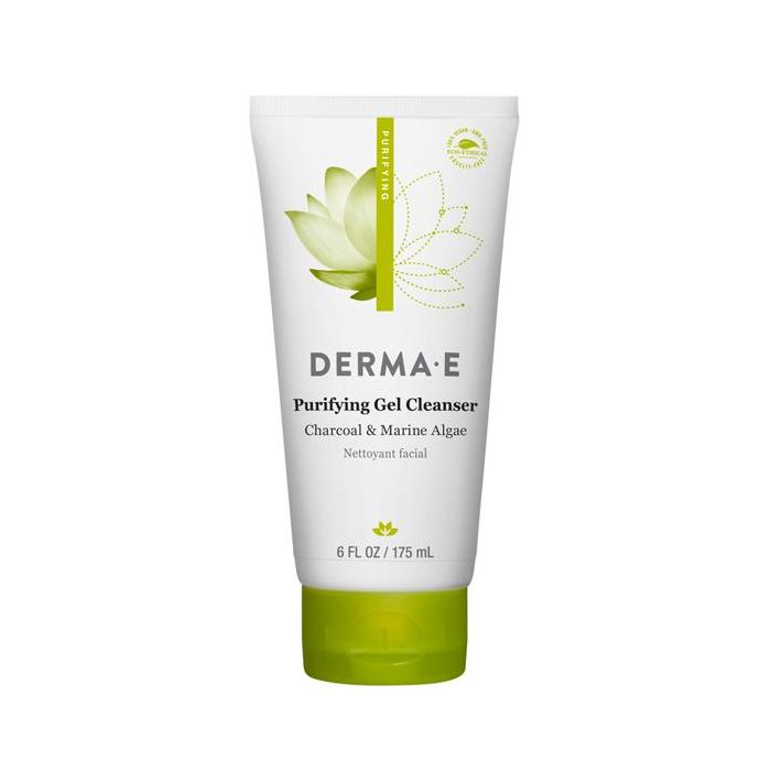Derma E Purifying Gel Cleanser, 6 oz.