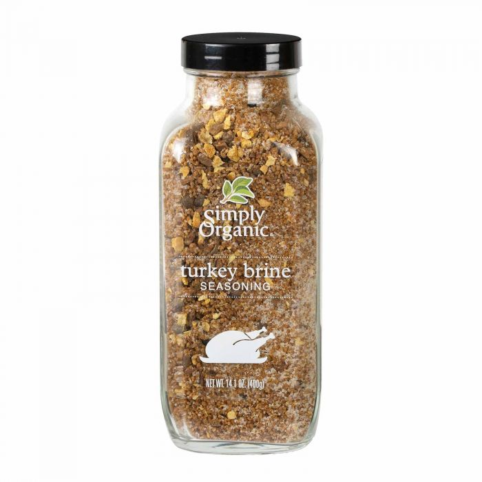 Simply Organic Turkey Brine Seasoning