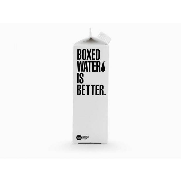 Boxed Water is Better, 1 Liter