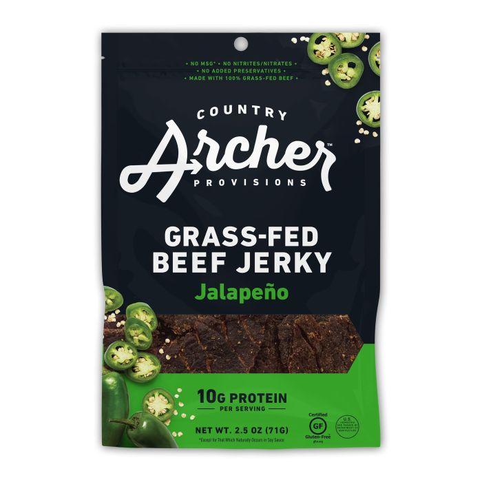 Country Archer Jalapeno Beef Jerky
