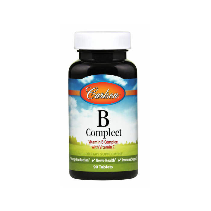 Carlson B Compleet, 90 Tablets