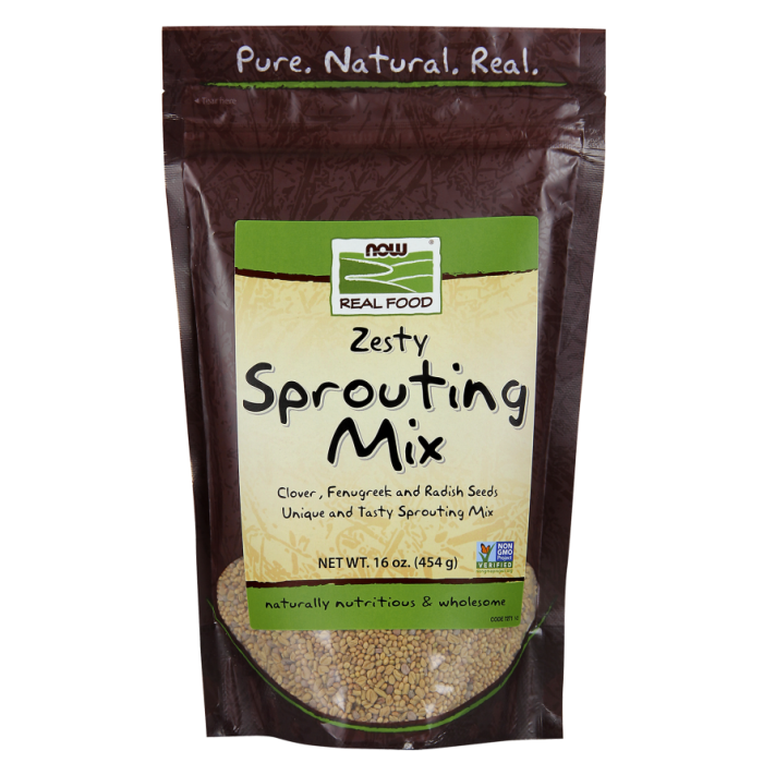 Zesty Sprouting Mix - 16 oz.