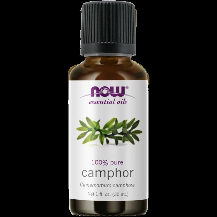 Camphor Oil - 1 fl. oz.