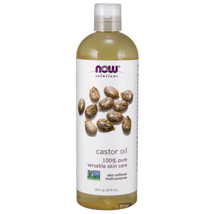 Castor Oil - 16 fl. oz.
