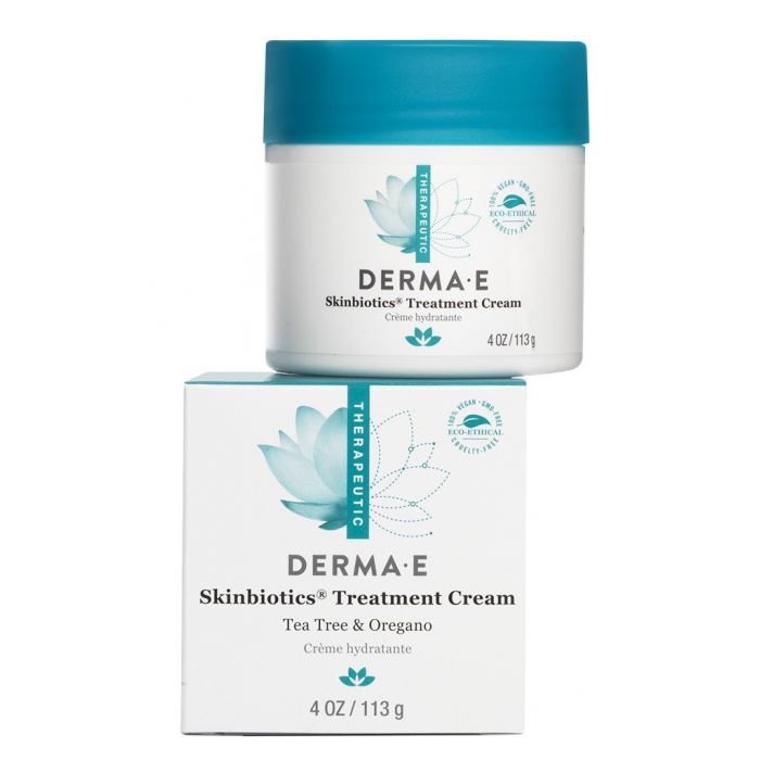 Derma E Skinbiotics Treatment Crème, 4 oz.