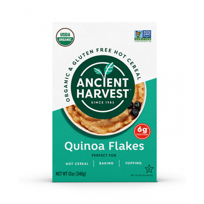 Ancient Harvest Organic Quinoa Flakes, 12 oz.