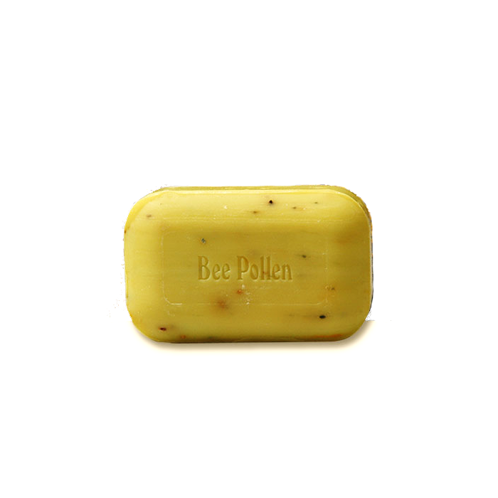 The Soap Works Bee Pollen Soap Bar