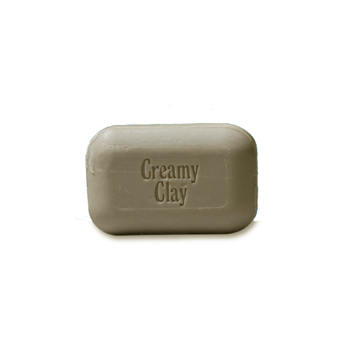 Creamy Clay Soap Bar