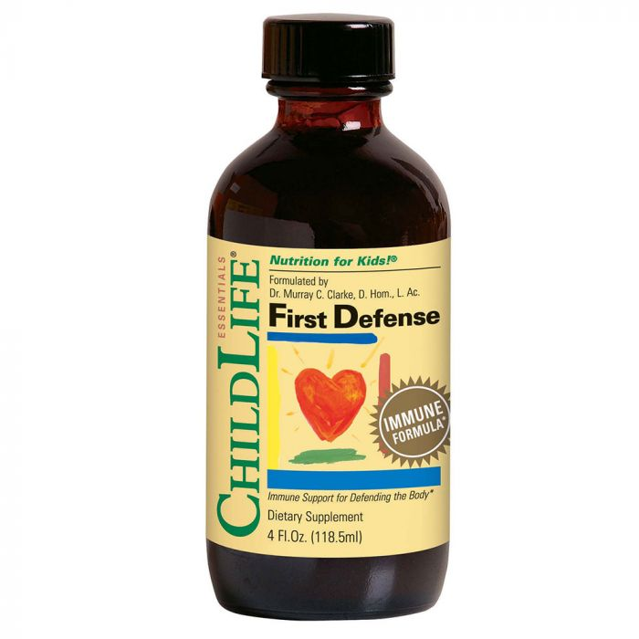 ChildLife First Defense Immune Formula, 4 fl. oz.