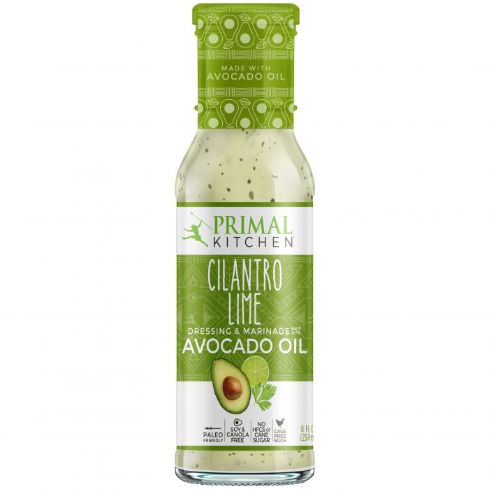 Primal Kitchen Cilantro Lime Dressing & Marinade, 8 fl. oz.