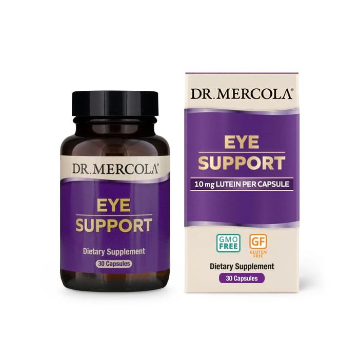 Dr. Mercola Eye Support, 30 Capsules