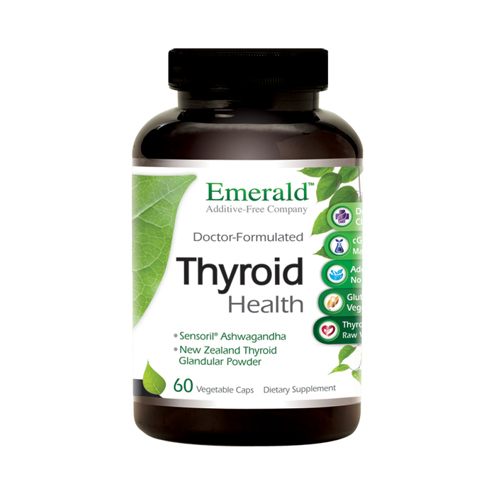 Emerald Thyroid Health, 60 Veg Capsules