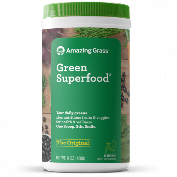 Amazing Grass Original Green Superfood, 17 oz.