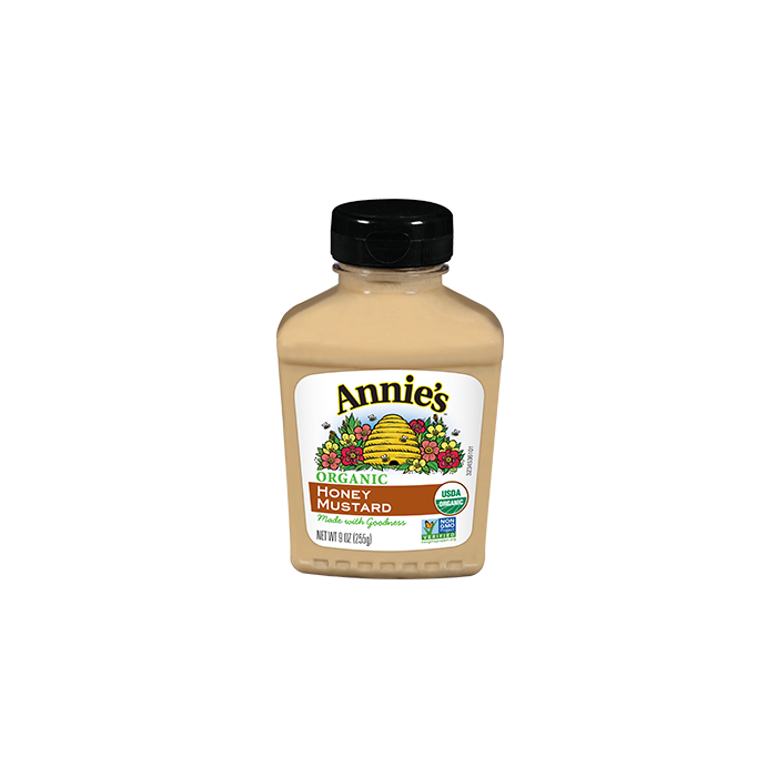 Annie's Organic Honey Mustard, 9 oz.