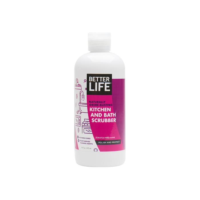 Better Life Kitchen & Bath Scrubber, 16 fl. oz.