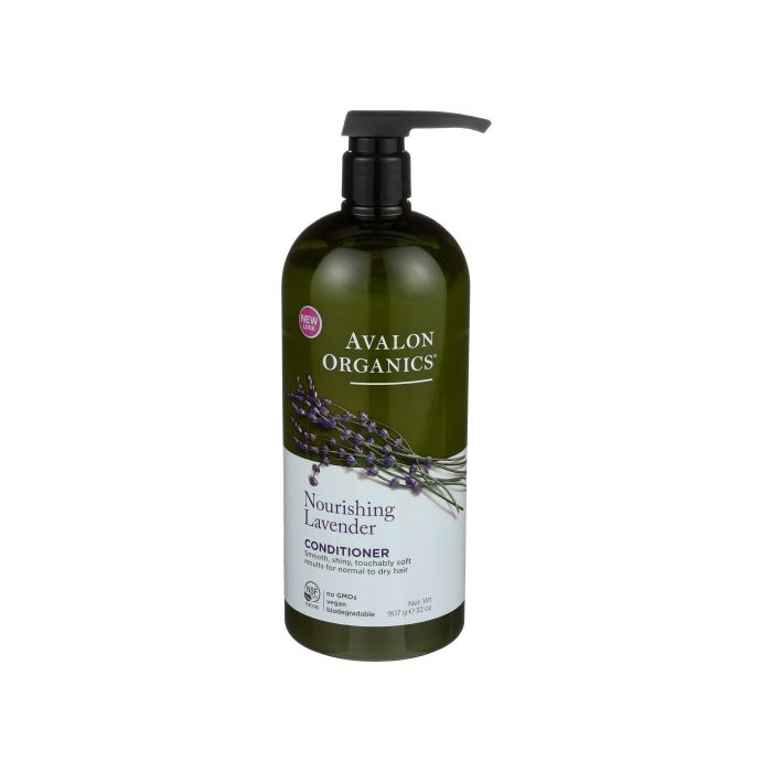 Avalon Organics Nourishing Lavender Conditioner, 32 fl. oz.