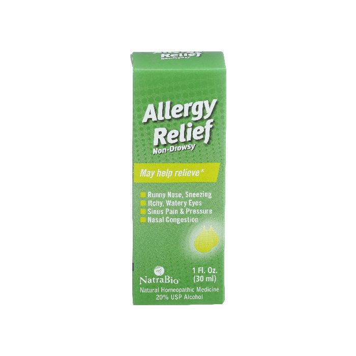 Natro-Bio Allergy Relief, 1 fl.oz.