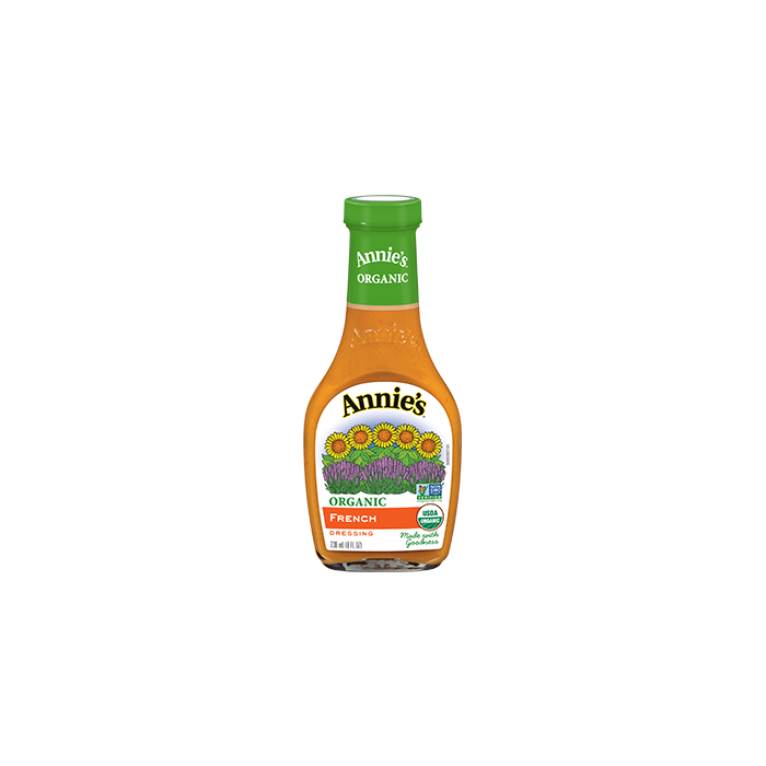 Annie's Organic French Dressing, 8 oz.