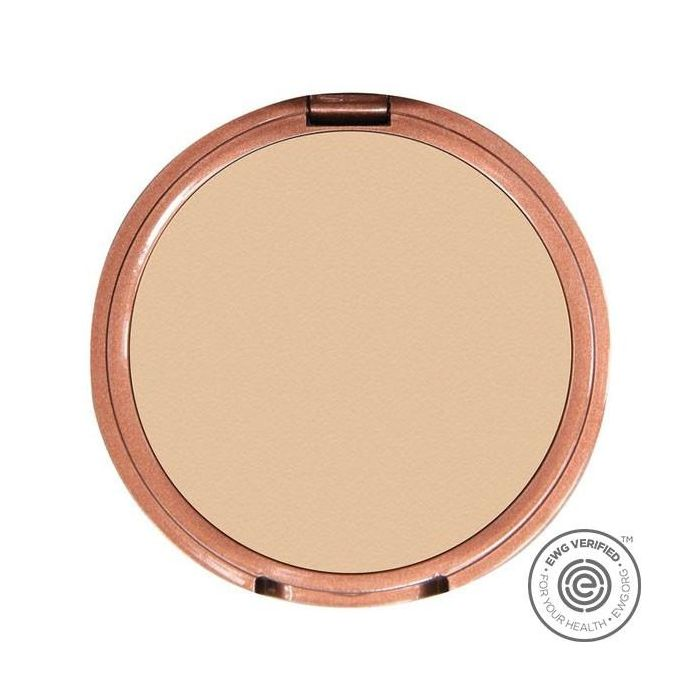 Mineral Fusion Pressed Powder Foundation, Warm 2 Shade