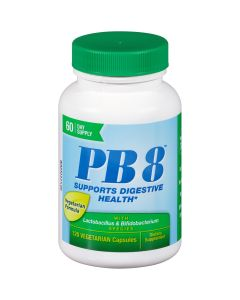 Nutrition Now PB 8 Dietary Supplement, 120 Count Bottle