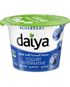 Daiya Blueberry Yogurt Alternative, 5.3 oz.