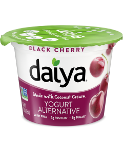 Daiya Black Cherry Yogurt Alternative, 5.3 oz.