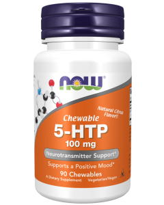 5-HTP 100 mg - 90 Chewables
