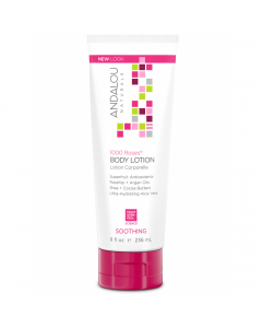 Andalou Naturals 1000 Roses Soothing Body Lotion, 8 fl. oz.