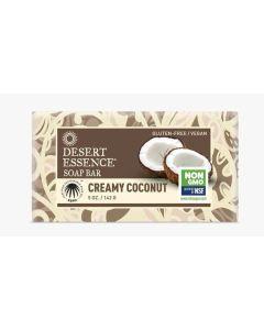 Desert Essence Creamy Coconut Soap Bar