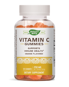 Nature's Way Vitamin C Gummies, 120 Count