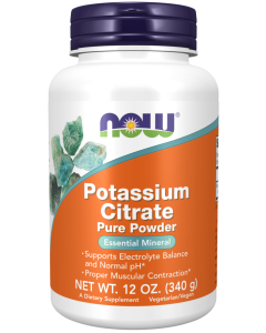Potassium Citrate Powder - 12 oz.