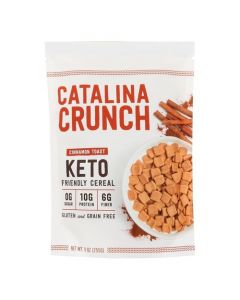 Catalina Crunch Cinnamon Toast Cereal