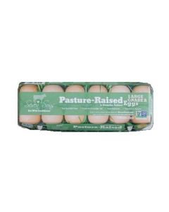 Seven Sons Grade A Large Eggs, 12 Count