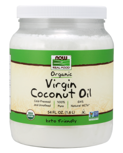 Virgin Coconut Cooking Oil, Organic - 54 fl. oz.