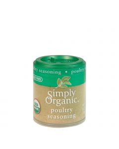 Simply Organic Poultry Seasoning