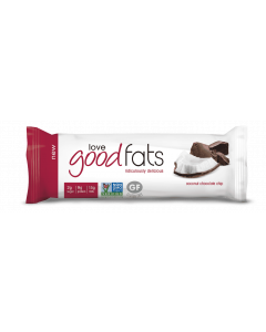 Love Good Fats Coconut Chocolate Chip Bar