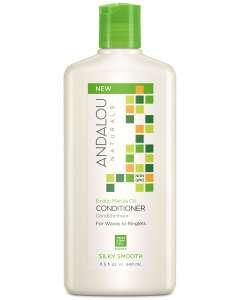 Andalou Naturals Exotic Marula Oil Silky Smooth Conditioner, 11.5 fl. oz.