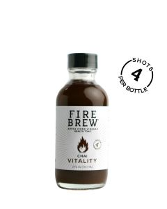 Fire Brew Chai with Fennel Seeds Vitality Blend, 2 fl. oz.