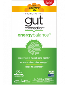 Country Life Gut Connection Energy Balance