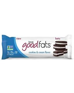 Love Good Fats Cookies & Cream Bar
