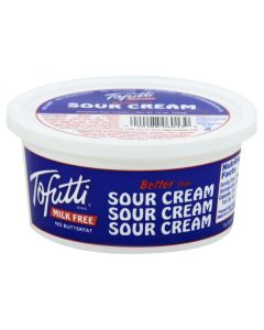 Tofutti Better Than Sour Cream, 12 oz.