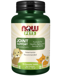 Joint Support - 90 Chewable Tablets for Dogs & Cats