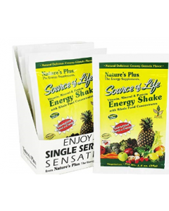 Nature's Plus Source of Life Energy Shake, 1.4 Ounce