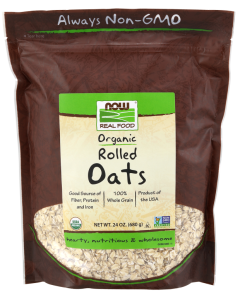Rolled Oats, Organic - 24 oz.