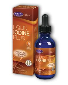 Life Flo Liquid Iodine Plus, 2 fl. oz.