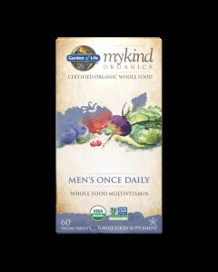 Garden of Life mykind Organics Men's Once Daily