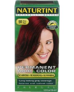 Naturtint Fire Red Hair Colorant 9-R, 4.7 fl.oz.