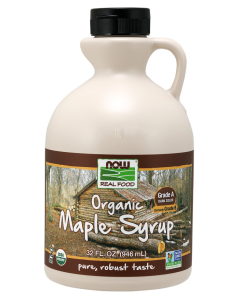 Maple Syrup, Organic Grade A Dark Color - 32 oz.